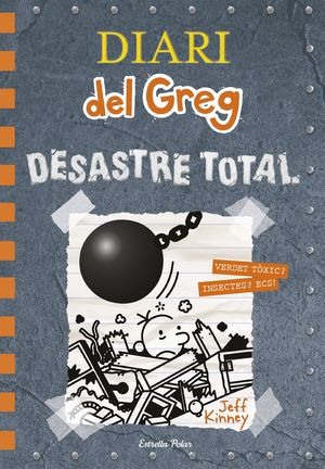 DIARI DEL GREG 14. DESASTRE TOTAL *