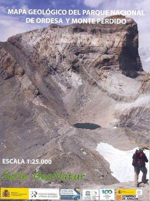 MAPA GEOLÓGICO DEL PARQUE NACIONAL DE ORDESA Y MONTE PERDIDO  1:25,000 *