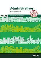 CUESTIONARIOS ADMINISTRATIVOS GENERALITAT VALENCIANA *