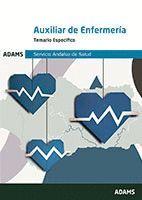 TEMARIO ESPECÍFICO AUXILIAR DE ENFERMERÍA SERVICIO ANDALUZ DE SALUD*