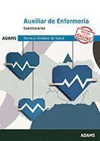 CUESTIONARIOS AUXILIAR DE ENFERMERÍA SERVICIO ANDALUZ DE SALUD