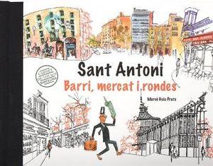 SANT ANTONI, MERCAT I RONDES *