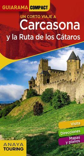 CARCASONA Y LA RUTA DE LOS CÁTAROS (GUIARAMA COMPACT ) *