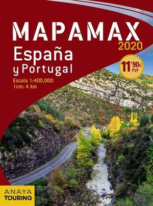 MAPAMAX  1:400.000 - 2020 *
