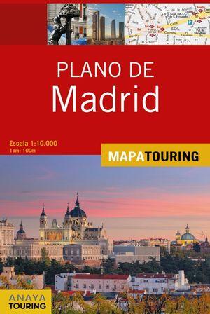 PLANO DE MADRID 1:10.000 *