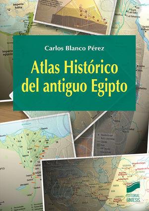 ATLAS HISTORICO DEL ANTIGUO EGIPTO