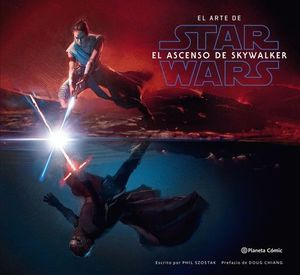 EL ARTE DE STAR WARS EL ASCENSO DE SKYWALKER *