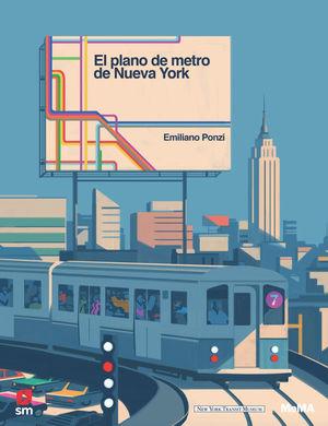 EL GRAN PLANO DEL METRO DE NUEVA YORK *