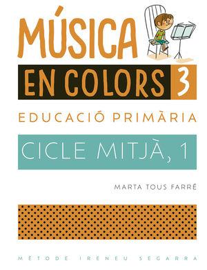 MUSICA EN COLORS 3 *