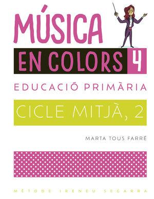 MUSICA EN COLORS 4