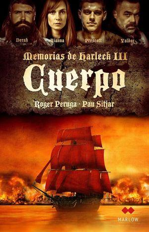 CUERPO MEMORIAS HARLECK III *