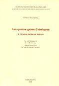 LES QUATRE GRANS CRÒNIQUES. VOL.2:   *