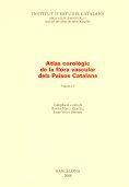 ATLAS COROLÒGIC DE LA FLORA VASCULAR DELS PAÏSOS CATALANS. VOLUM 15