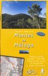 PARQUE NATURAL MONTES DE MÁLAGA  E.1;25,000