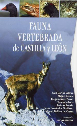 FAUNA VERTEBRADA DE CASTILLA Y LEÓN