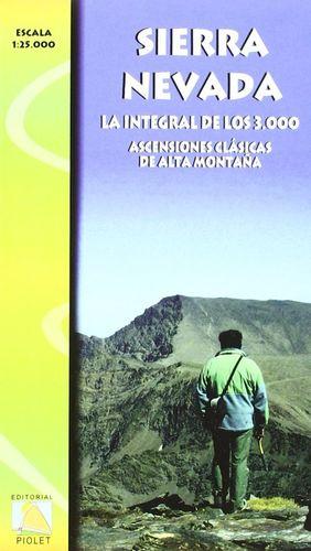 SIERRA NEVADA, LA INTEGRAL DE LOS 3000