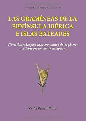 LAS GRAMÍNEAS DE LA PENÍNSULA IBÉRICA E ISLAS BALEARES