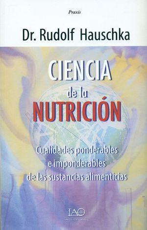 CIENCIA DE LA NUTRICION *