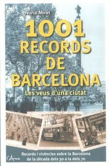1001 RECORDS  DE BARCELONA *