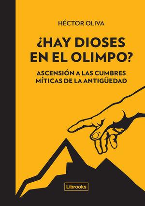 ¿HAY DIOSES EN EL OLIMPO? *