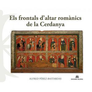 ELS FRONTALS D'ALTAR ROMÀNICS DE LA CERDANYA *