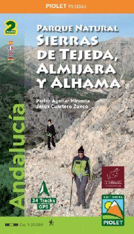 PARQUE NATURAL SIERRAS DE TEJEDA, ALMIJARA Y ALHAMA