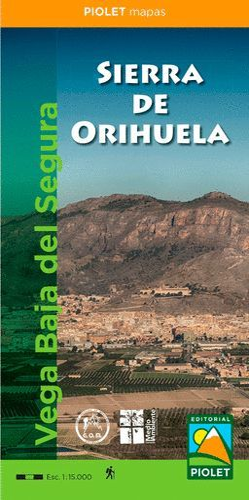 SIERRA DE ORIHUELA 1:25,000 *