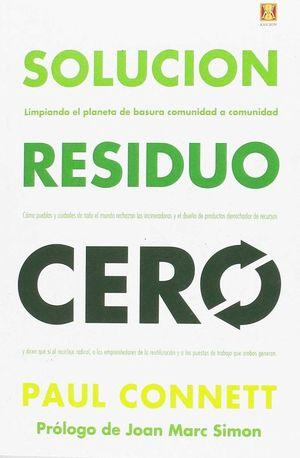 SOLUCIÓN RESIDUO CERO *
