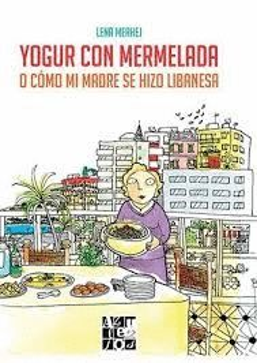 YOGUR CON MERMELADA *