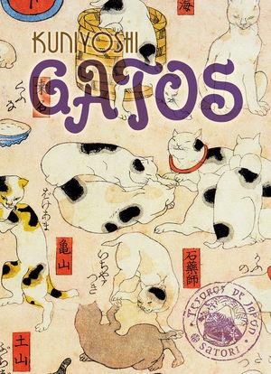 KUNIYOSHI - GATOS *