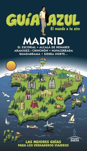 MADRID (GUÍA AZUL) *