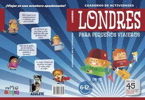 CUADERNO DE ACTIVIDADES LONDRES *