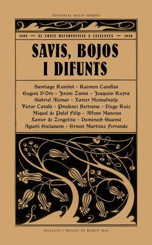 SAVIS, BOJOS I DIFUNTS *