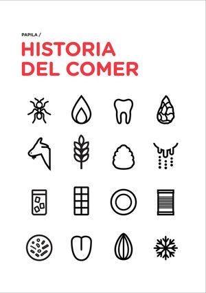 HISTORIA DEL COMER *