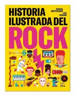 HISTORIA ILUSTRADA DEL ROCK *
