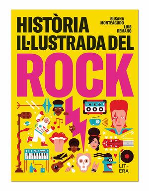 HISTÒRIA IL·LUSTRADA DEL ROCK *