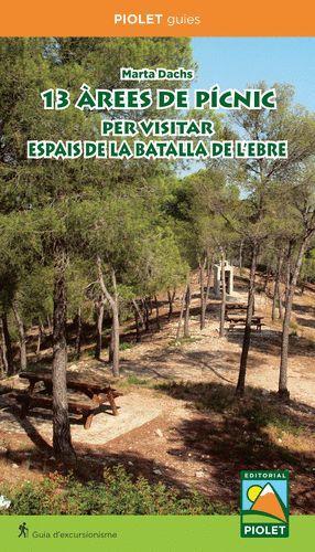 13 AREES DE PICNIC PER VISITAR ESPAIS DE BATALLA DE LEBRE