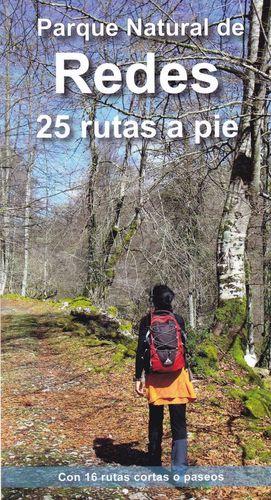 PARQUE NATURAL DE REDES. 25 RUTAS A PIE *