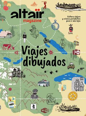 09 VIAJES DIBUJADOS -ALTAIR MAGAZINE *