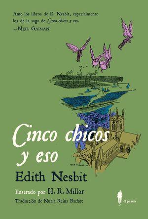 CINCO CHICOS Y ESO *