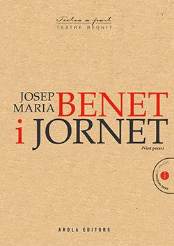 JOSEP M. BENET I JORNET 1963-2010 *