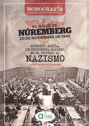 EL JUICIO DE NUREMBERG 20 DE NOVIEMBRE DE 1945 *