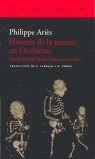 HISTORIA DE LA MUERTE EN OCCIDENTE *