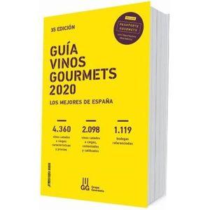 GUÍA VINOS GOURMETS 2020  *