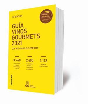 GUÍA VINOS GOURMETS 2021 *
