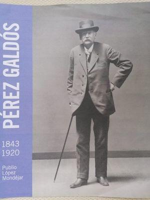 PEREZ GALDOS 1843-1920 *