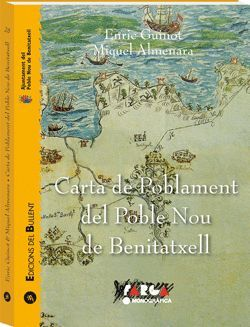 CARTA DE POBLAMENT DEL POBLE NOU DE BENITATXELL (1698) -