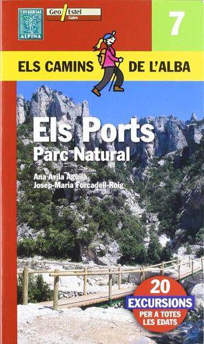 ELS PORTS, PARC NATURAL. ELS CAMINS DE L'ALBA Nº 7