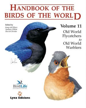 HANDBOOK OF THE BIRDS OF THE WORLD. VOL.11 *