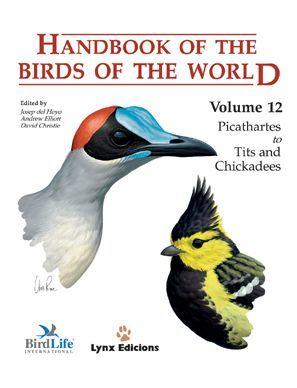 HANDBOOK OF THE BIRDS OF THE WORLD. VOL.12 *